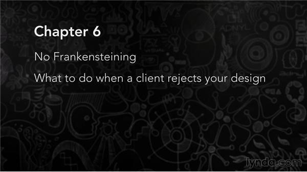 Client feedback: Foundations of Logo Design