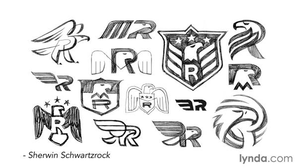 Inspiring logo designers: Foundations of Logo Design
