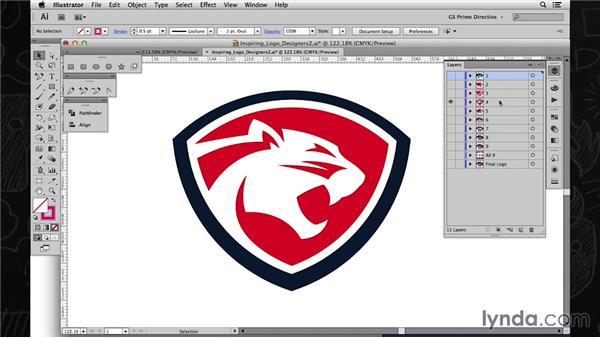Joe Bosack: Foundations of Logo Design
