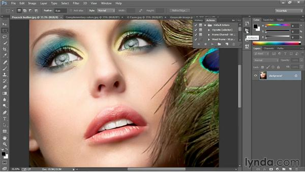 Panels and workspaces: Photoshop CC 2013 One-on-One: Fundamentals