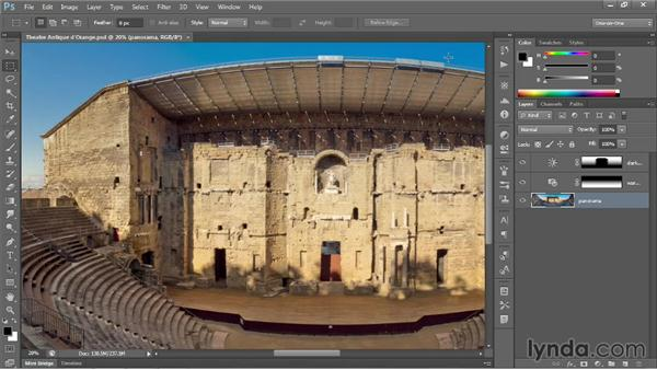 Four things to know about saving: Photoshop CC 2013 One-on-One: Fundamentals