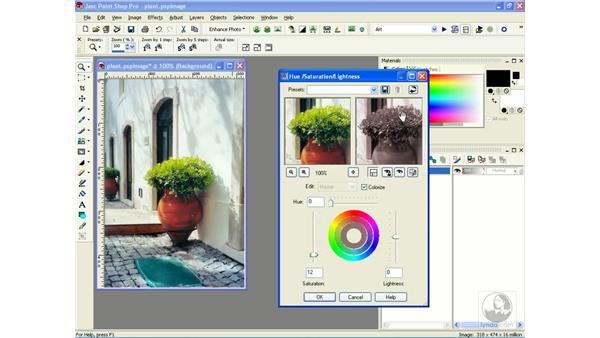 creating sepia images: Learning Jasc Paint Shop Power Suite Photo Edition