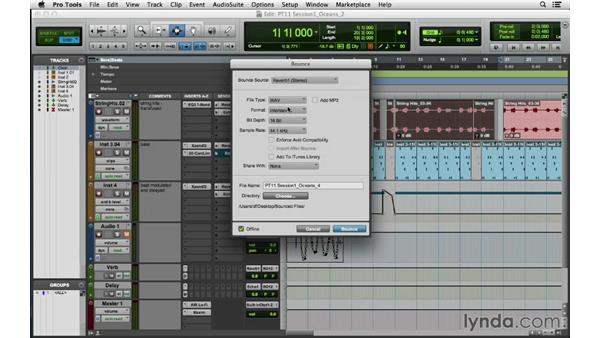 Welcome: Pro Tools 11 New Features