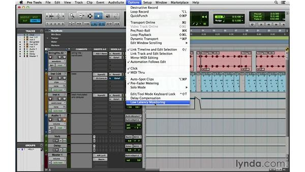 Utilizing the new audio engine features: Pro Tools 11 New Features