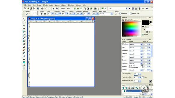 customizing paint brushes: Learning Jasc Paint Shop Power Suite Photo Edition