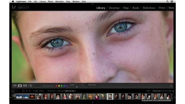 An introduction to customizing the interface: Lightroom 5 Essentials: 01 Importing with the Library Module