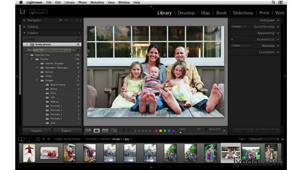 Working with Smart Previews: Lightroom 5 Essentials: 01 Importing with the Library Module