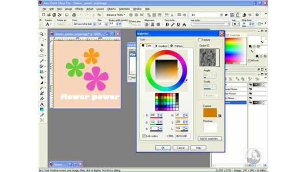 creating and editing: Learning Jasc Paint Shop Power Suite Photo Edition