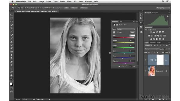 Editing an original JPEG: Lightroom 5 Essentials: 02 Managing Images with the Library Module