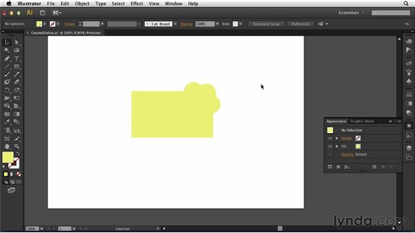 Creating a dieline in Illustrator: Print Production Essentials: Embossing, Foil Stamping, and Die Cutting