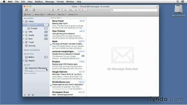 Rebuilding your mailboxes: Mac OS X 10.8 Mountain Lion Tips and Tricks