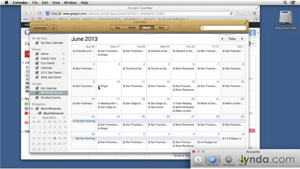 How to share and delegate calendars: Mac OS X 10.8 Mountain Lion Tips and Tricks