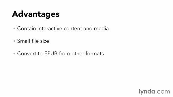 EPUB ebooks: InDesign CC: Interactive Document Fundamentals (2014)