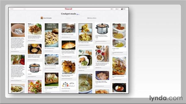 Third-tier channels: Pinterest: Building an Integrated Online Marketing Plan