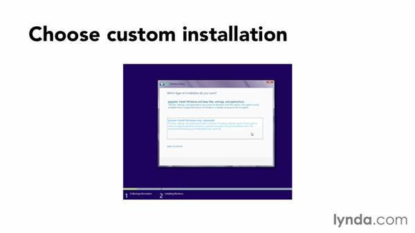 Installing Windows 8: Migrating from Windows 7 to Windows 8