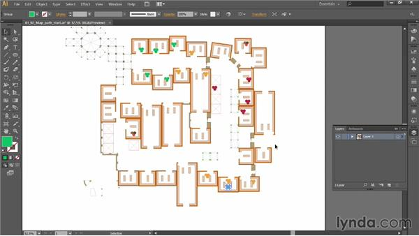 Planning the player path in a directed level: Level Design Basics in Unity