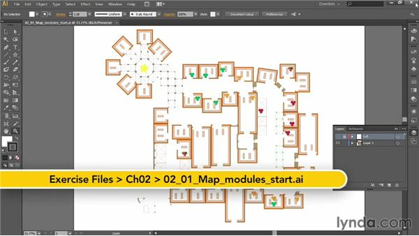 Planning atlas textures and a modular approach: Level Design Basics in Unity