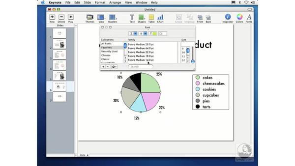 importing PowerPoint presentations: Learning Keynote
