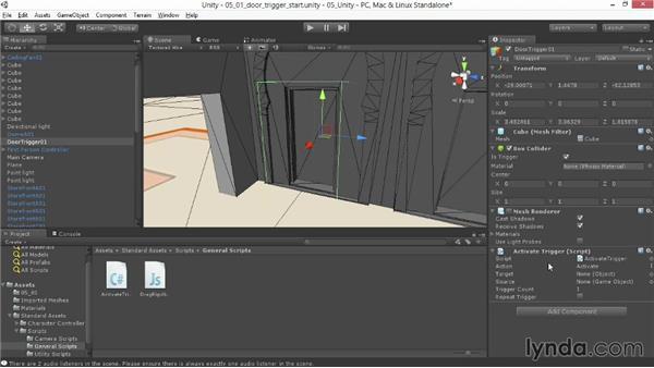 Opening doors: Level Design Basics in Unity
