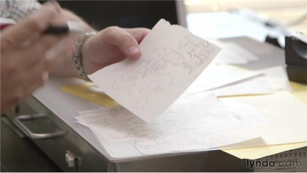 In depth: HOW poster process: The Creative Spark: Von Glitschka, Illustrative Designer