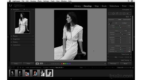 Using one of the most useful buttons in Lightroom: Lightroom 5 Essentials: 03 Develop Module Basics