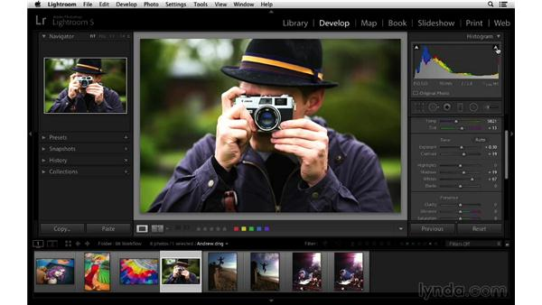 When to use Auto Tone: Lightroom 5 Essentials: 03 Develop Module Basics
