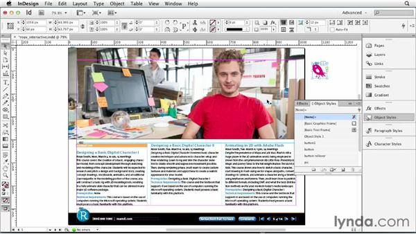 098 Placing an object where you want it with an object style : InDesign Secrets