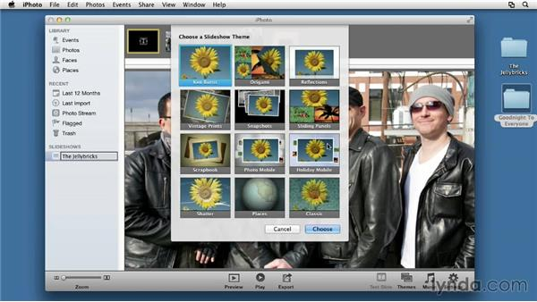 Get an audio clip onto YouTube using iPhoto: Monday Productivity Pointers
