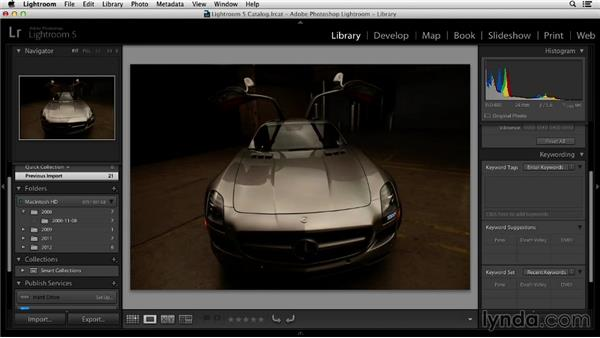 Where Photoshop comes in: Working with Raw-Format Photos in Lightroom 5 and Photoshop CC (2013)