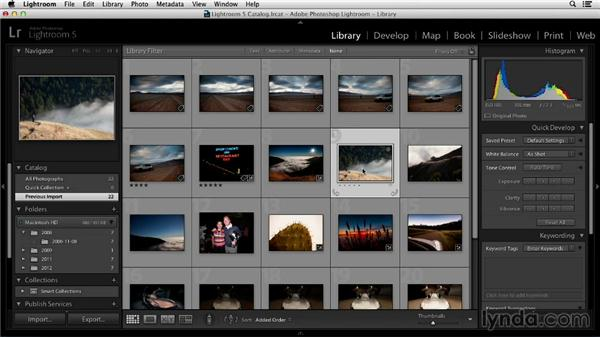 Next steps: Working with Raw-Format Photos in Lightroom 5 and Photoshop CC (2013)