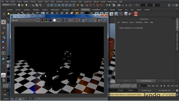What is V-Ray?: Learning V-Ray for Maya: A Professional Reference Guide