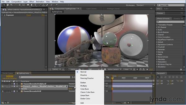 Ambient occlusion: Learning V-Ray for Maya: A Professional Reference Guide