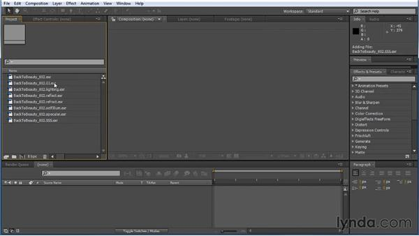 Back to beauty: Assembling the render: Learning V-Ray for Maya: A Professional Reference Guide