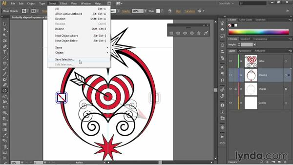Reflecting across an axis: Illustrator CC 2013 One-on-One: Fundamentals