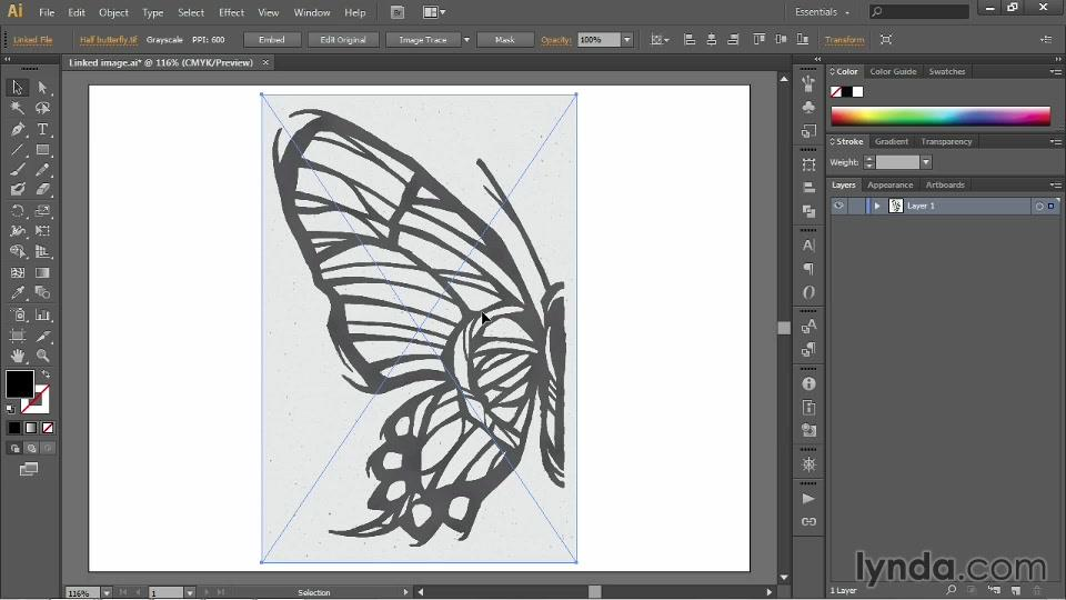 how to change resolution in illustrator cc