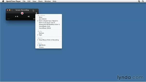 Record your screen using QuickTime: Monday Productivity Pointers