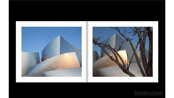 Reviewing the layout: Lightroom 5 Essentials: 05 Creating Prints and Books