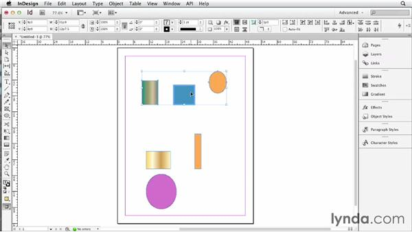 099 Aligning Objects tips and tricks: InDesign Secrets