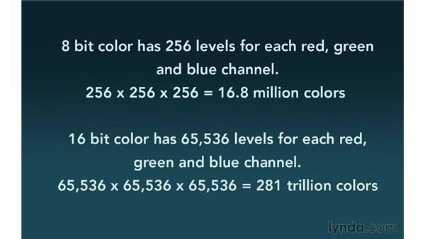 16-bit color: Digital Matte Painting Essentials 1: Concept