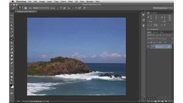 Concept painting basics: Digital Matte Painting Essentials 1: Concept