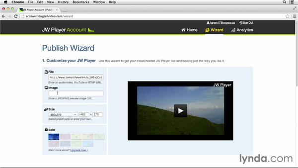 Using the JW Player: Up and Running with HTML5 Video