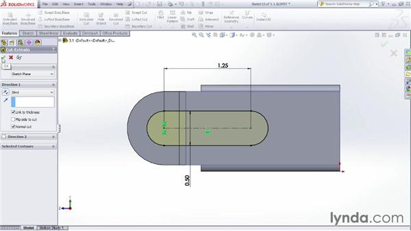 Unfolding and folding parts: Sheet Metal Design with SOLIDWORKS