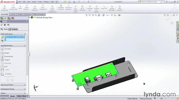 Basic assembly techniques: Sheet Metal Design with SOLIDWORKS