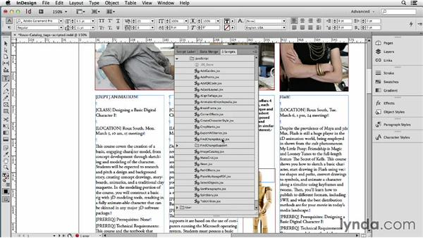 Converting tagged Word docs to styled InDesign text with a script: Using Word and InDesign Together