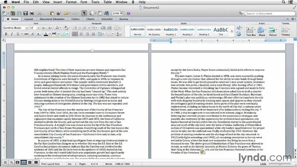 Maggying the Word file to remove internal corruption: Using Word and InDesign Together