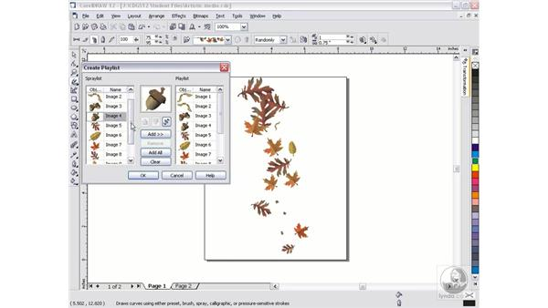 artistic media 1: CorelDRAW 12 Beyond the Basics