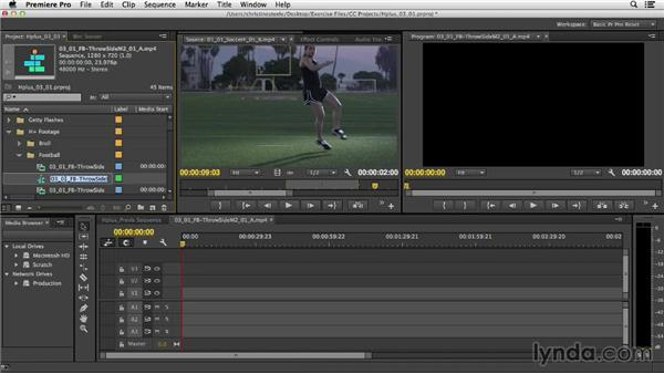 Replacing hero shots: Commercial Editing Techniques with Premiere Pro
