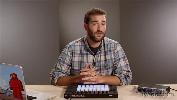 What is the Ableton Push?: Making Music with Ableton Push