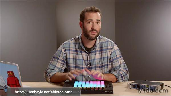 What's next?: Making Music with Ableton Push