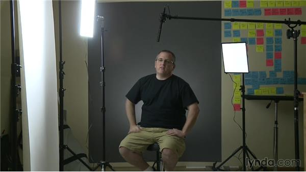 About the lighting: Setup one: Insights on Building a Photography Business